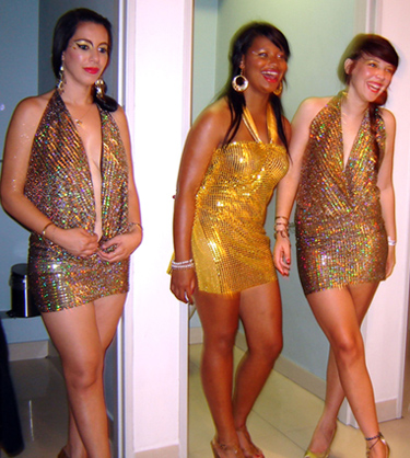 ... Promotion Ladies At Living Room Part 38
